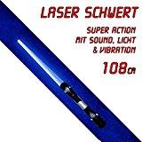 Sabre laser de 108cm avec son, lumière et vibration