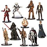 Ensemble de figurines de luxe Star Wars : Le Réveil de La Force