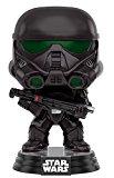 Figurine Pop ! Star Wars : Rogue One 144 - Bobble Head Imperial Death Trooper