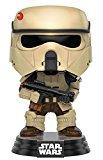 Figurine Pop ! Star Wars : Rogue One 145 - Bobble-Head Scarif Stormtrooper