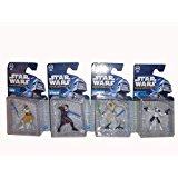 Figurine Star Wars la guerre des étoiles Disney Lucas modele aléatoire environ 8 cm