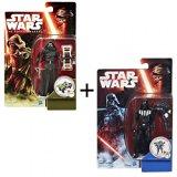 Figurine Star Wars - Pack Vador/Kylo Ren