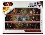 Fox pathe europa - Star Wars Clone War - Coffret Collector 25 Figurines Porte Clef