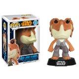 Funko - Bobugt057 - Figurine Cinéma - Star Wars - Bobble Head Pop 27 Jar-jar Binks!