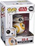 Funko Pop! Film: Star Wars Episode VIII - Les derniers Jedi - BB 8 figurine en vinyle