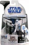 Hasbro - Figurine Star wars Clone trooper Join-up 501st legion