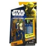 Hasbro - Star Wars - Saga Legends - SL 13 - Yoda - Figurine 9,5 cm (Import Royaume Uni)