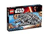 LEGO - 75105 - Star Wars - Jeu de Construction - Millennium Falcon