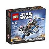 LEGO - 75125 - Star Wars - Jeu de Construction - Resistance X-Wing Fighter