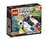 LEGO - 75160 - Star Wars - Jeu de Construction - Microvaisseau U-Wing