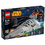 Lego Star Wars - 75055 - Jeu De Construction - Imperial Star Destroyer