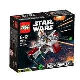 Lego Star Warstm - 75072 - Jeu De Construction - Arc - 170 Starfighter