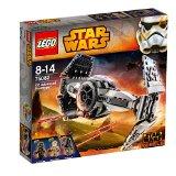Lego Star Warstm - 75082 - Jeu De Construction - Tie Advanced Prototype