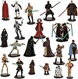 Méga Coffret Disney Star Wars de 20 figurines