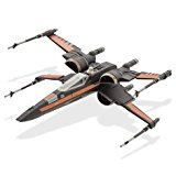 Official Disney Star Wars Force Awakens Poe's X Wing Fighter Die Cast Vehicle by Disney