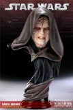 Sideshow Collectibles - Star Wars buste Legendary Scale Darth Sidious 42 cm
