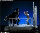 Sideshow Collectibles - Star Wars diorama I Am Your Father (Luke Skywalker vs Darth Vade