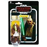 Star Wars - 26966 - Figurine - Star Wars Figurine Vintage - Qui - Gon