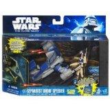 Star Wars - 29958 - Figurine - Separatist Droid Speeder