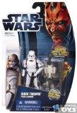 Star Wars - 37294 - Figurine - Clone Wars Figurine Standard - Clone Trooper Phase II Armour - Tirs de missiles
