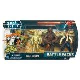 Star Wars - 37823 - Figurine - Star Wars Battle Pack - Rebel Héros
