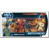 Star Wars - 37826 - Figurine - Star Wars Battle Pack - Geonosis Arena Battle