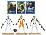 Star Wars - 37827 - Figurine - Star Wars Battle Pack - Republic Troopers