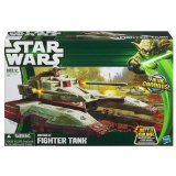 Star Wars - A0878E270 - Figurine - Clone Wars - Republic Fighter Tank