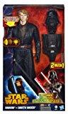 Star Wars - A2177 - D'Anakin à Dark Vador - Figurine 2en1 Interactive 30cm (Import Royaume-Uni)