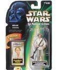 Star Wars Action Figur 84036 - Luke Skywalker mit Blaster Rifle und Elektro-Fernglas (inkl. Episode 1 Flashback Photo)