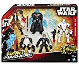 Star Wars - B3659eu40 - Figurine Cinéma - Hero Mashers Multi Pack