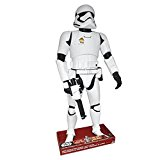 Star Wars - Big Figs - Stormtrooper du Premier Ordre - Figurine Géante 120 cm Parlant Anglais