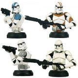 Star Wars - Bust Up Clone Trooper
