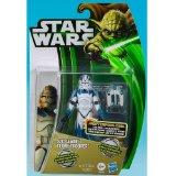 Star Wars Clone Wars 2013 Action Figure: CW06 501st Legion Clone Trooper