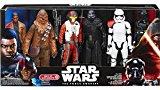Star Wars coffret de 6 Figurines 30cm by Disney
