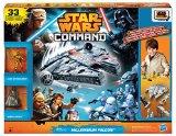 Star Wars Command - A8949 - Millennium Falcon - 7 Véhicules + 24 Figurines