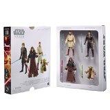 Star Wars Digital Release Commemorative Collection Box Set - Episdoe III Revenge of the Sith Action Figurines