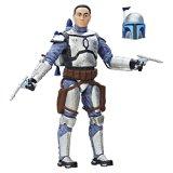Star Wars: Episode VII - Le réveil de la Force : The Black Series Jango Fett 15cm Figurine