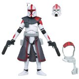 STAR WARS EXPENDED UNIVERSE : FIGURINE ARC TROOPER COMMANDER (VC54)