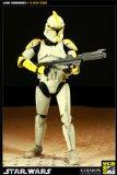 STAR WARS - Figurine Clone Commander SDCC 2011 Exclusive Version 30 cm