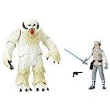 Star Wars - Figurine Pack de 2 Wampa et Luke Hoth 10 cm, E1689