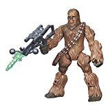 Star Wars Hero Mashers Épisode VI Chewbacca?Figurine?Multicolore