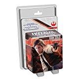 STAR WARS?: Imperial Assault?Han Solo, pack de aliado, Set de table (Edge Entertainment edgswi06)