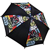 Star Wars Parapluie cannes, noir (Noir) - STAR005001