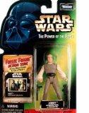Star Wars - POTF - Freeze Frame Carte - Lobot - 3 3/4 inch Figurine