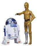 Star Wars Rebels - Mission Series - R2-D2 & C-3PO - Figurines 9 cm