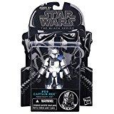 Star Wars, The Black Series, figurine N°9 Capitaine Rex, la Guerre des Clones, 9,5cm