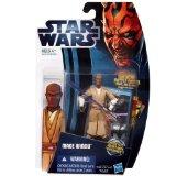 Star Wars The Clone Wars - 38413 - Mace Windu - Figurine 9,5 cm (Import Royaume Uni)