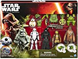 Star Wars The Force Awakens Forest Mission Walmart Exclusive Action Figures 5-Pack