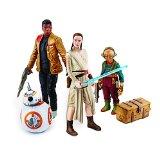 Star Wars: The Force Awakens Home 3.75 inch Home Entertainment Pack Takodana Encounter